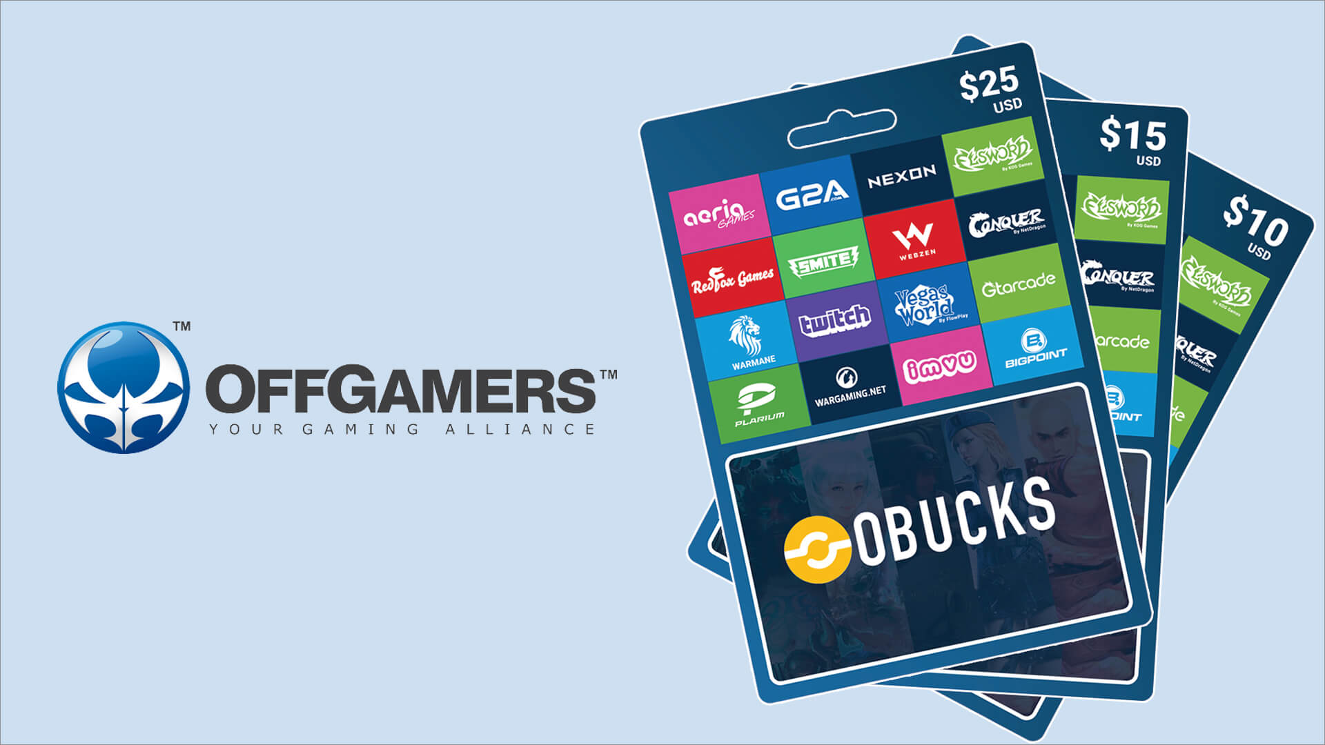 OffGamers and oBucks